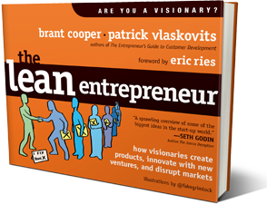 tlecover Podcast #162    @pv and @BrantCooper, The #Lean Entrepreneur lean