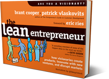 The Lean Entrepreneur - Order Now!